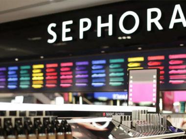 Sephora New Tip concept store San Francisco Stati Uniti