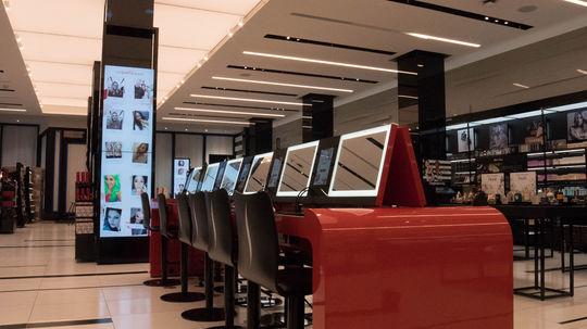 Sephora TIP concept store San Francisco