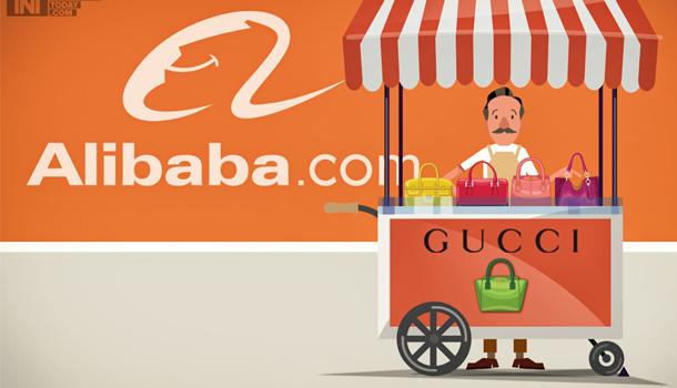 alibaba group problemi contraffazioni