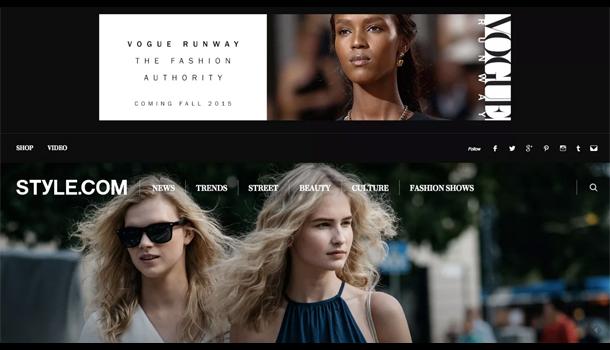 style.com voguerunaway.com