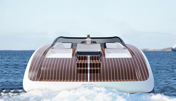 Bugatti Niniette Yacht