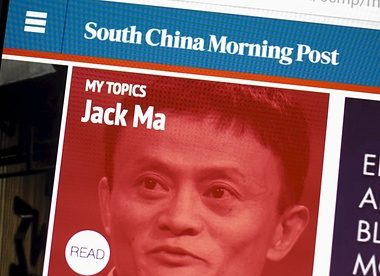 Jack Ma di Alibaba punta al South China Morning Post