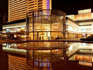 La Perle Mall GuangZhou Louis Vuitton