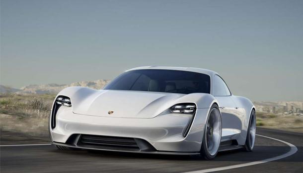 Porsche Mission E auto elettrica ufficializzata