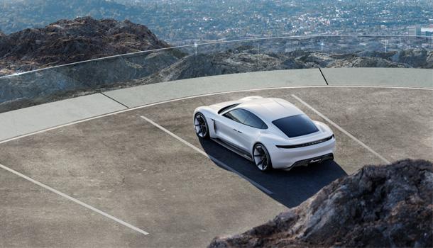Porsche Progetto Mission E