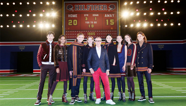 Tommy Hilfiger FW2015 show