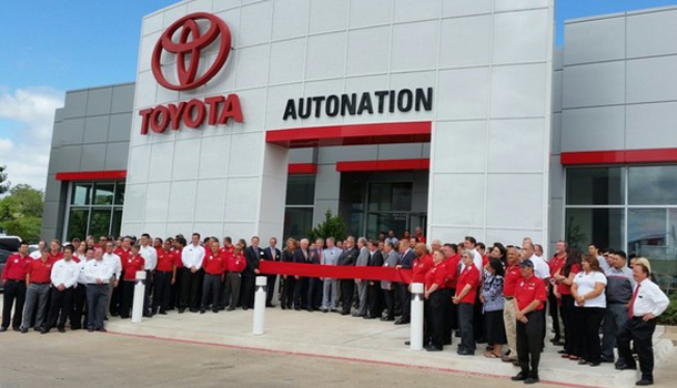 Autonation Toyota stati uniti