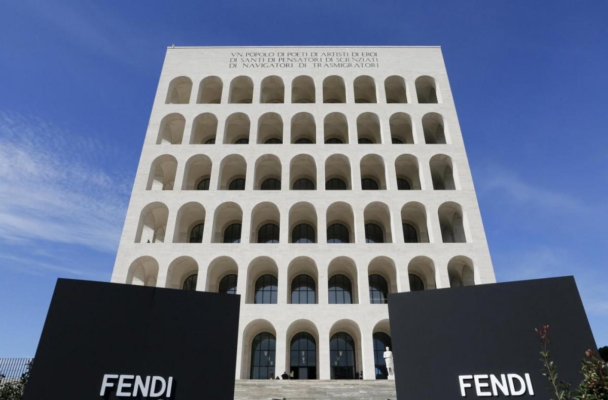 Fendi Palazzo della Civilta Italiana Roma