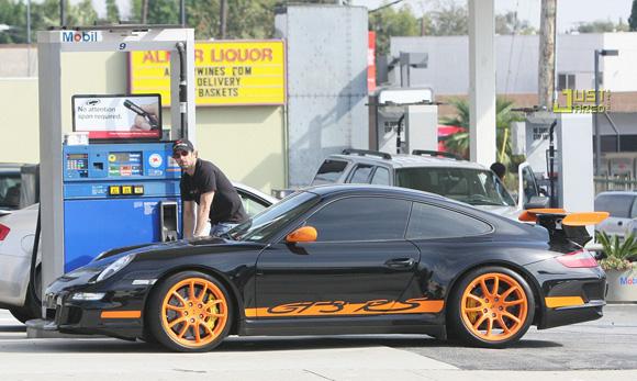 Patrick Dempsey e la sua Porsche 911 GT3 RS