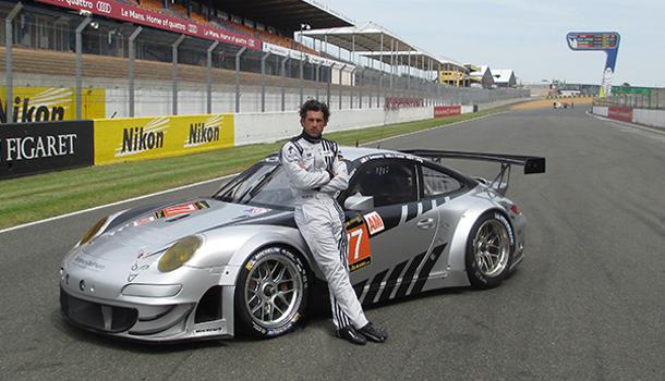 Patrick Dempsey team Dempsey Proton Racing 2015 Porsche 911