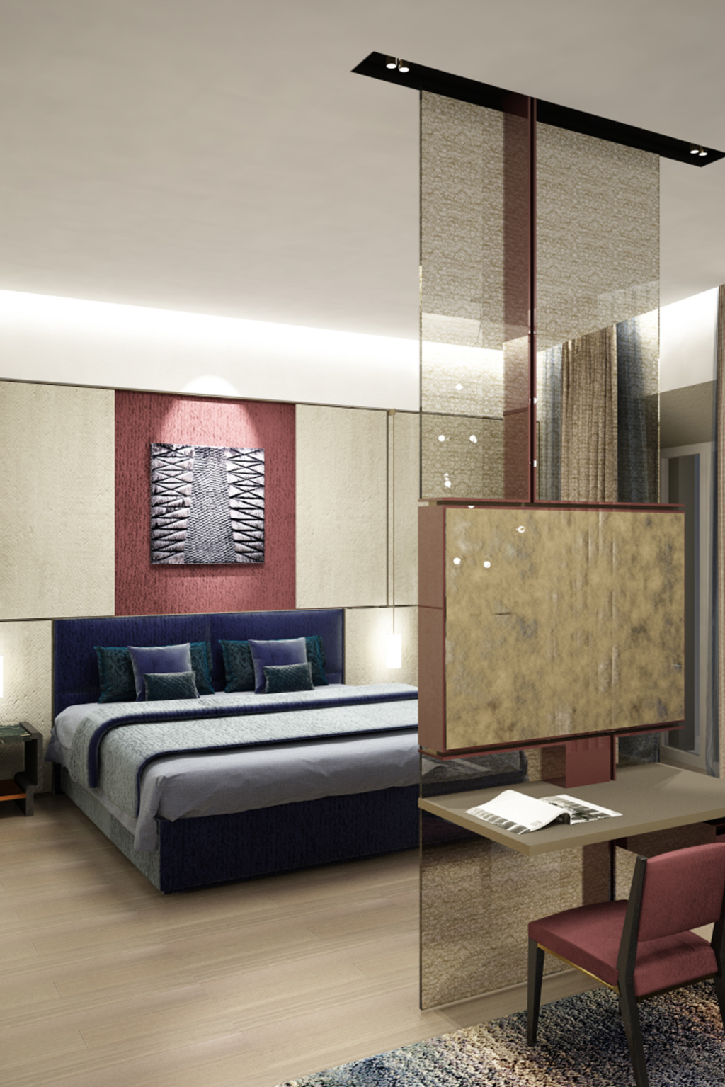 Private Suites Fendi Hotel