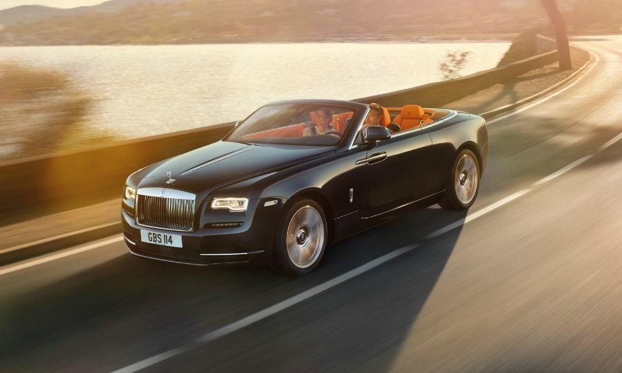 Rolls Royce rallentamento Cina