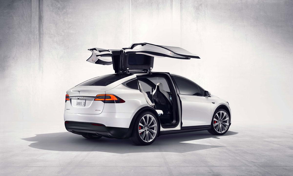 Testa Model X