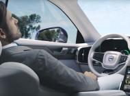Volvo Concept 26: l'interno lusso dell'auto a guida autonoma