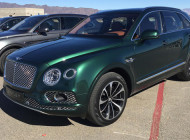 Bentley Bentayga Suv prossimamente anche sport coupé