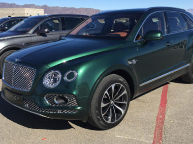 Bentley Bentayga progetto Sport Coupe suv