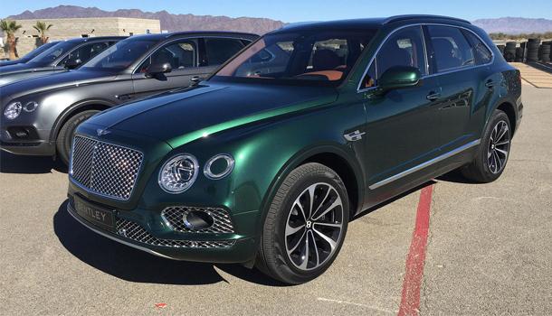 Bentley Bentayga progetto Sport Coupe suv