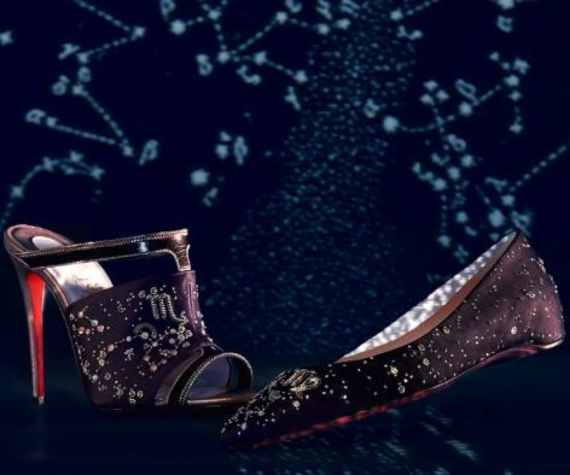 Christian Louboutin Zodiac Collection Moda operandi