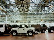 Land Rover Heritage, un'automobile nuova ma di 60 anni