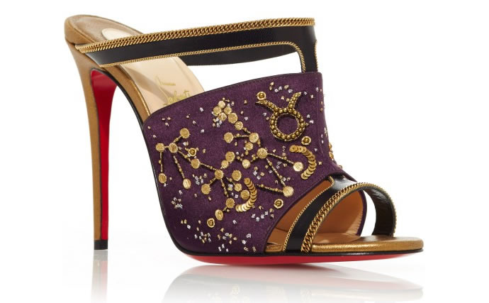 Louboutin Zodiac collection Moda Operandi