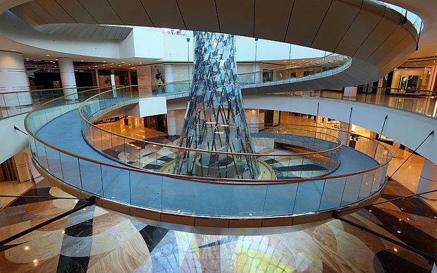 Platinum Lounge Wafi Mall Dubai