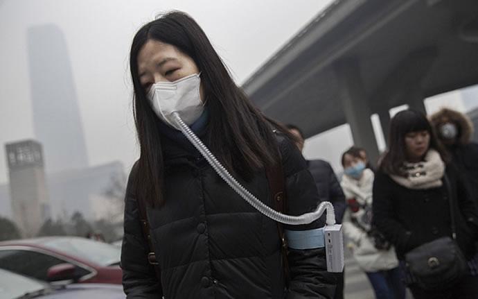 Cina problema Inquinamento = nuove opportunita di business