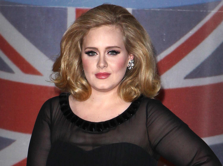Adele brand ambassador Burberry UK
