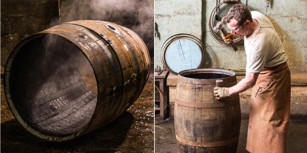 Glenmorangie scotch whisky