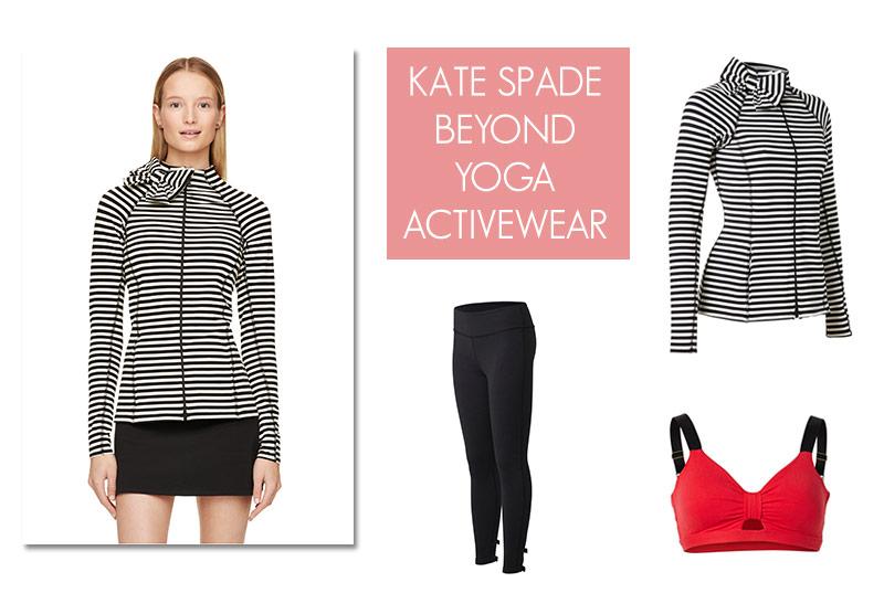 Kate Spade Beyond Yoga Activewear