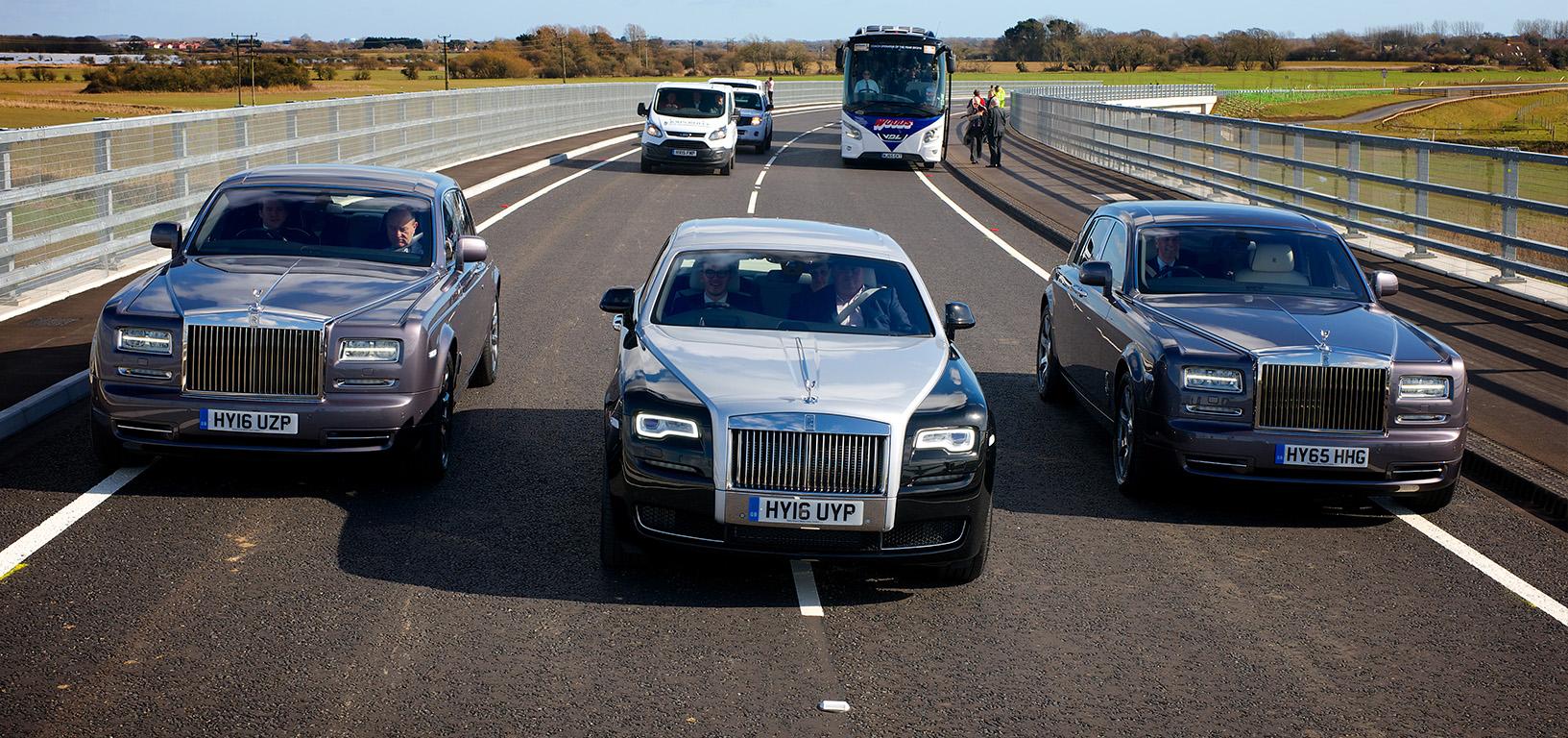 Rolls Royce Limited Edition Phantom VII Zenith