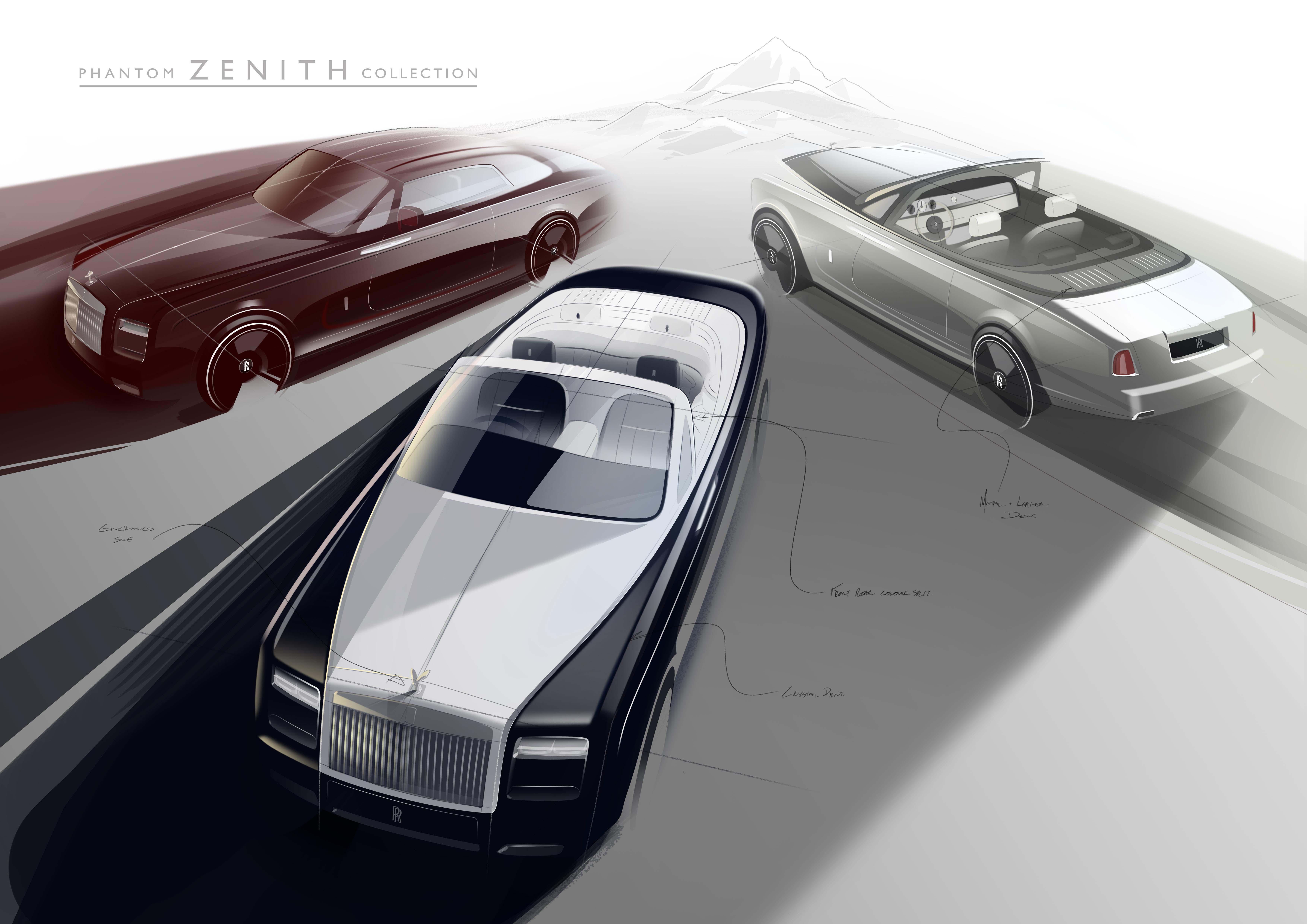 Rolls Royce Phantom VII Zenith Edition