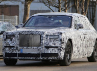 Rolls Royce annuncia la nuova Phantom VIII per il 2018