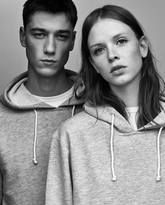 Zara Genderless collection 1
