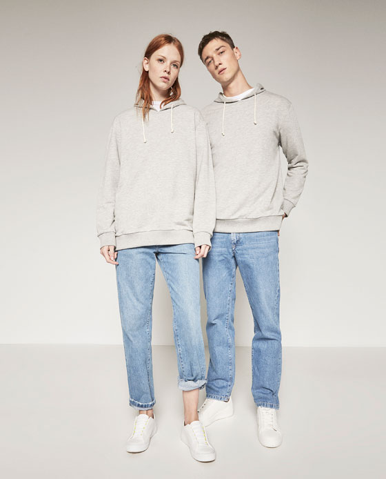 Zara Genderless collection 3