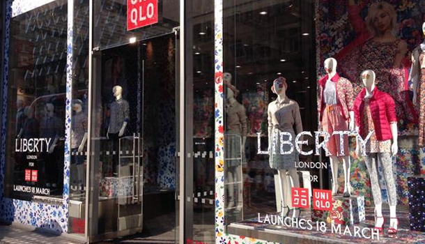 uniqlo liberty london store