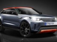 Range Rover Sport sarà anche Sportcoupe'