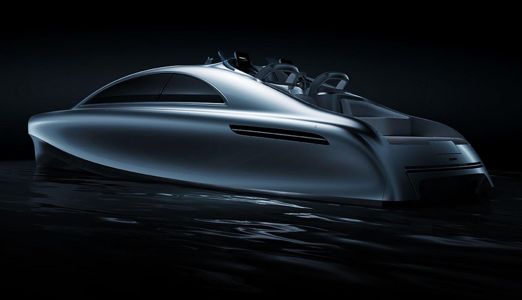 Mercedes-Benz Arrow460 GranTurismo