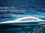 Mercedes-Benz yacht Arrow460 GranTurismo