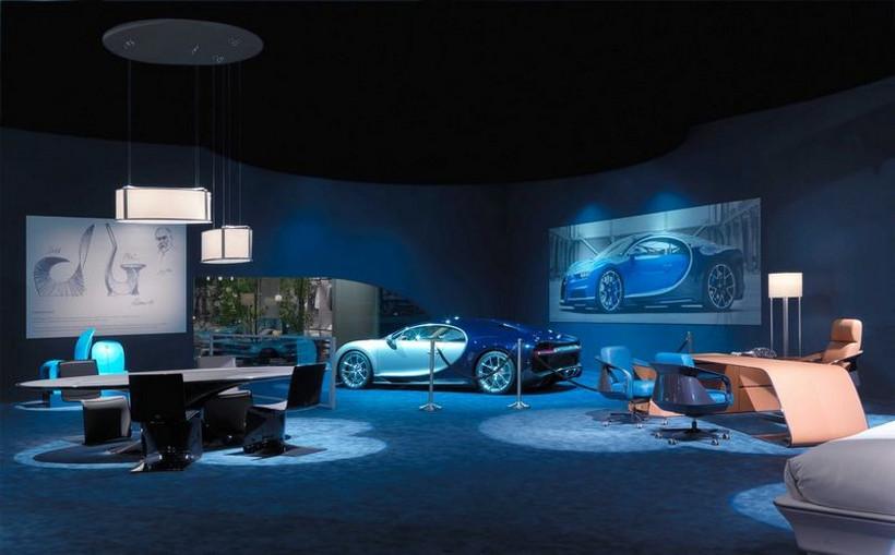 Bugatti Home Collection Salone-del mobile 2016
