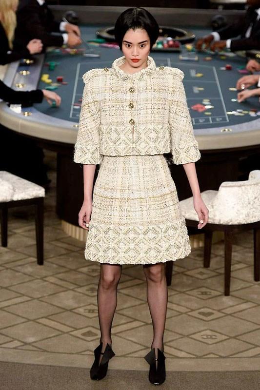 Chanel Haute Couture Fw16