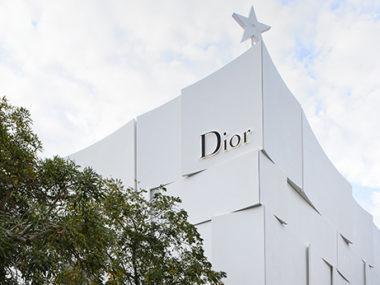 Dior flagship store Miami