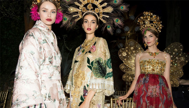 Dolce and Gabbana Haute couture fw16