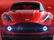 Aston Martin Vanquish Zagato limited edition 99 esemplari