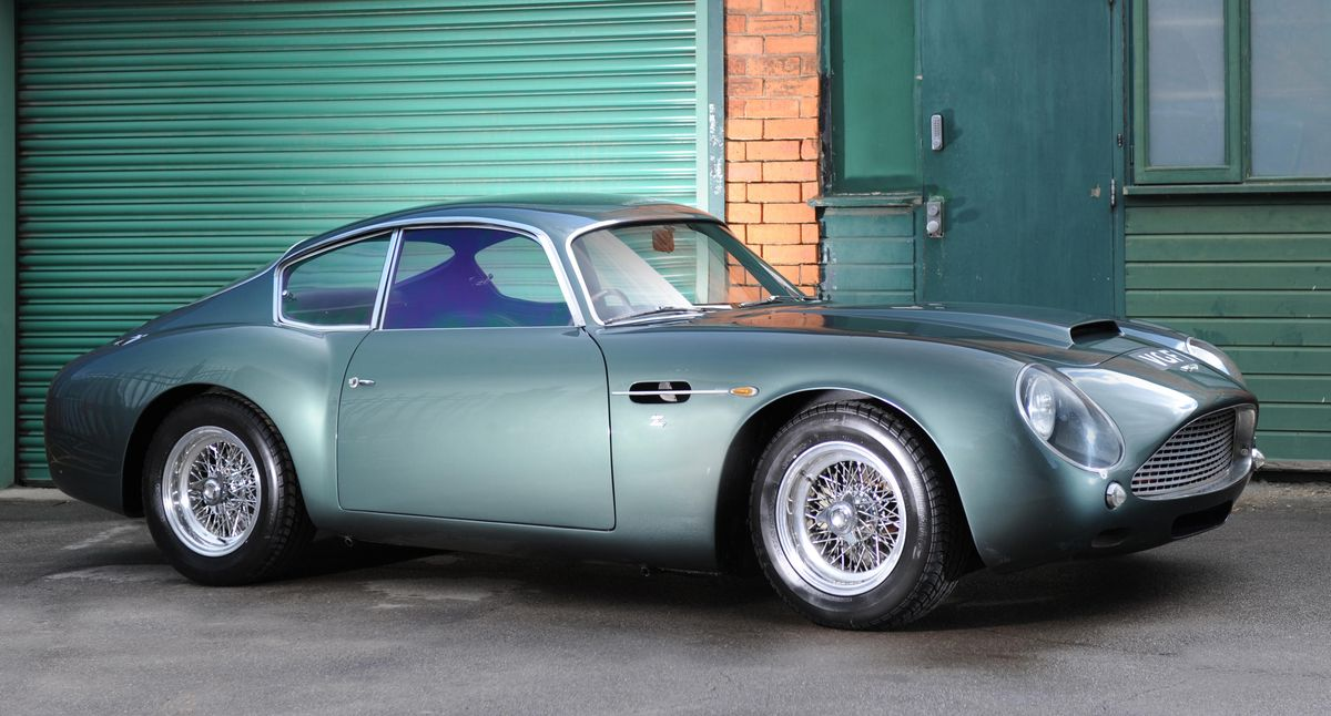Aston Martin Zagato DB4