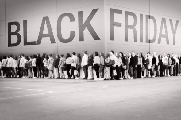 Black Friday sconti e promozioni anche in Italia