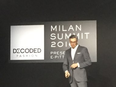 Decoded Fashion 2016 Summit Lusso Digitale Moda