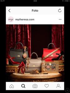 #DGxMytheresa limited edition Di MyTheresa