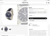 Farfetch, YNAP o Chrono24: rivoluzione acquisto orologi online