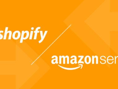 Amazon e Shopify fulfillment services partnership