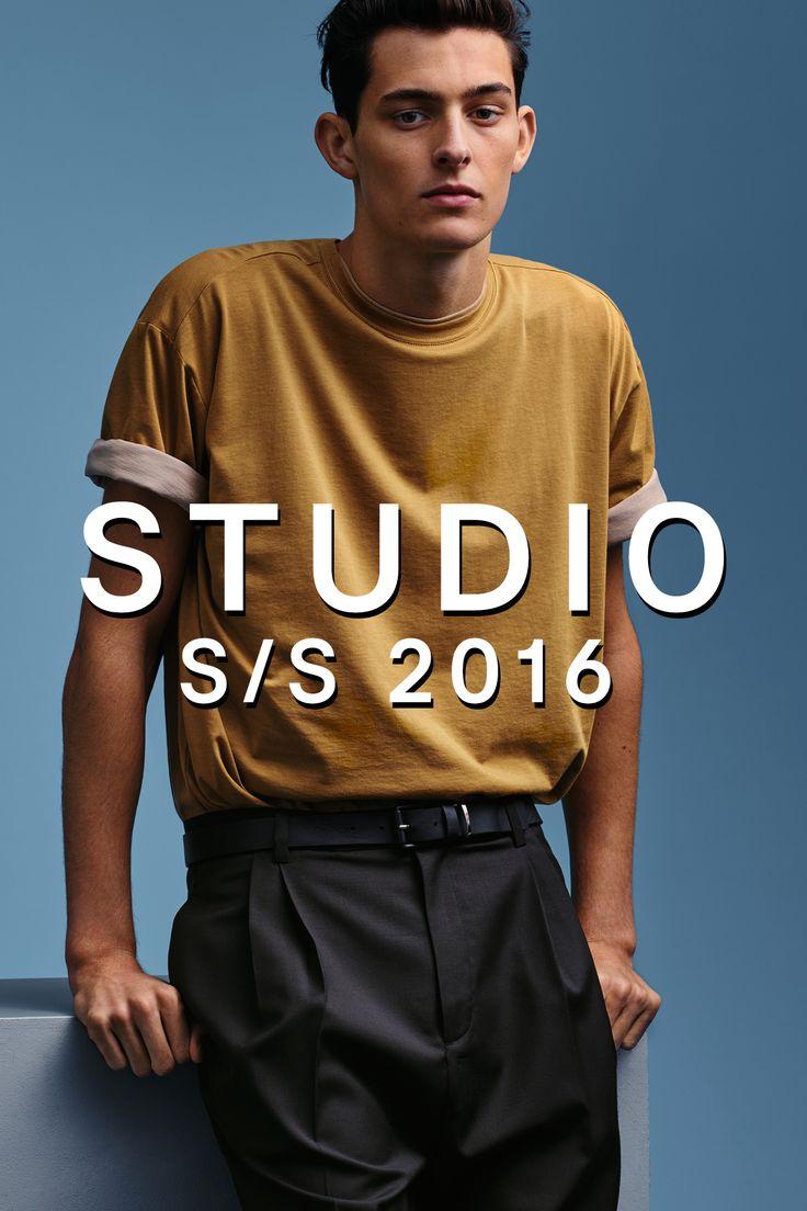 H&M Studio SS16